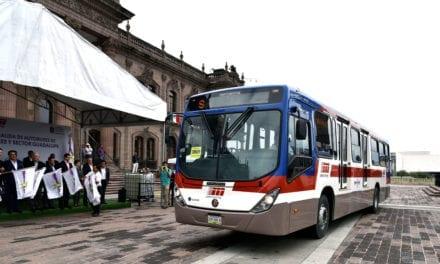 40 autobuses Scania para Transmetro