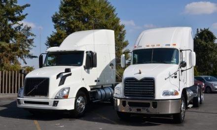Aporta Volvo y Mack 2 camiones a Canacar