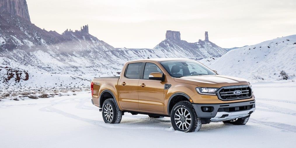 Se reinventa la Ford Ranger