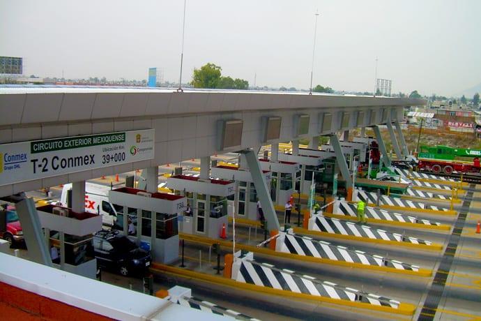 Operan 80% de autopistas mexiquenses con pago electrónico