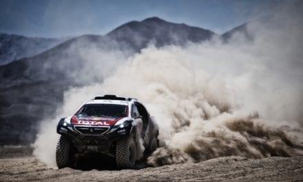 TOTAL presente en el Rally Dakar