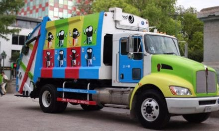 Plasman en camiones Kenworth mensajes ambientales