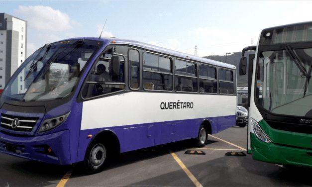 Impulsa Mercedes-Benz Autobuses plan de movilidad de Querétaro