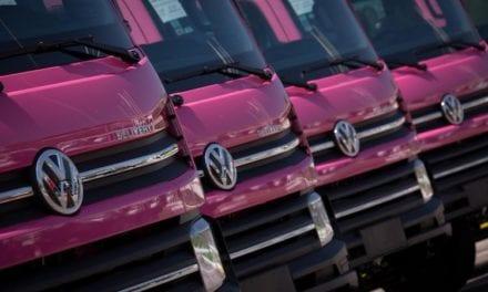 La vida en rosa: 40 Delivery impactan con su color