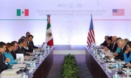 Acuerdan mejoras en el transporte transfronterizo México-EU