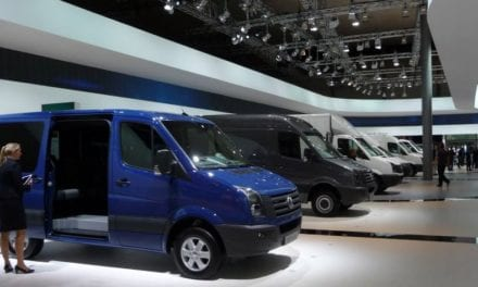 Sólido inicio de año de Volkswagen Vehículos Comerciales