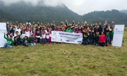 Ford celebra 10 años de programa global de voluntariado