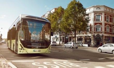 Presenta Volvo Buses sistema de seguridad