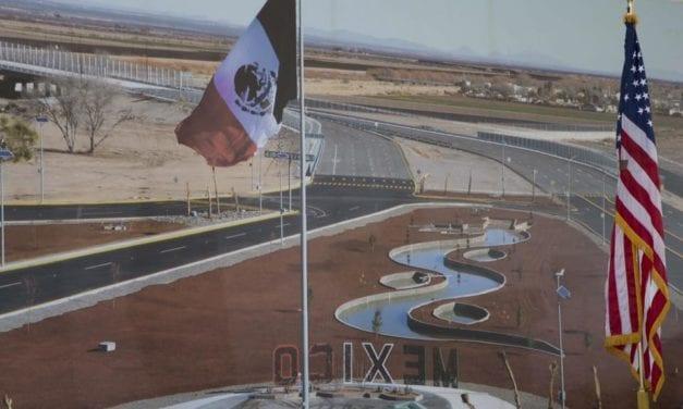 Planifican México y EU corredor comercial binacional