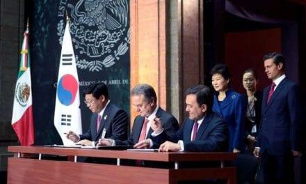 Consultas para un TLC México-Corea