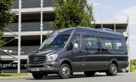 Nuevo récord de Mercedes-Benz Vans