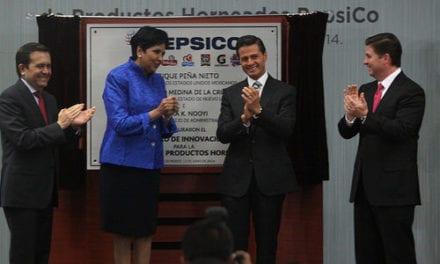 Inauguran Centro de PepsiCo en Apodaca
