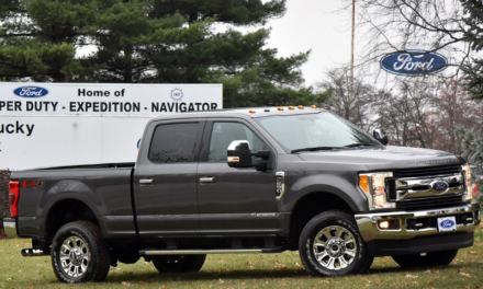 Invierte Ford 1,300 mdd en planta de Kentucky