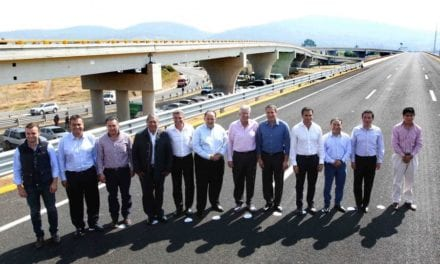 Concluyen Periférico que conectará carreteras en Puebla