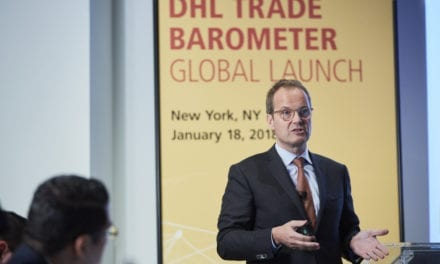 Presenta DHL el indicador Global Trade Barometer