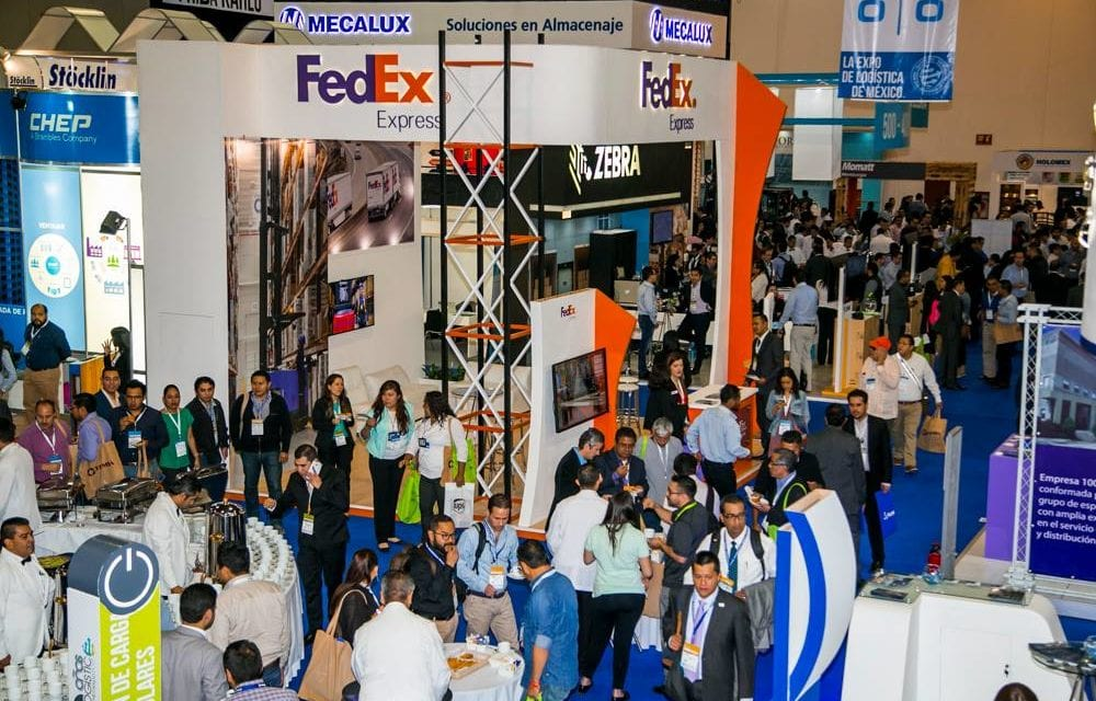 En puerta Logistic Summit & Expo 2018