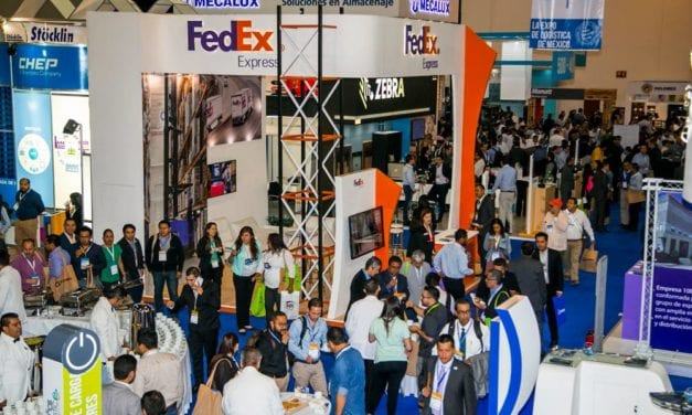 En puerta Logistic Summit & Expo 2018