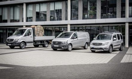 Logra Mercedes-Benz Vans 5 años de crecimiento consecutivo
