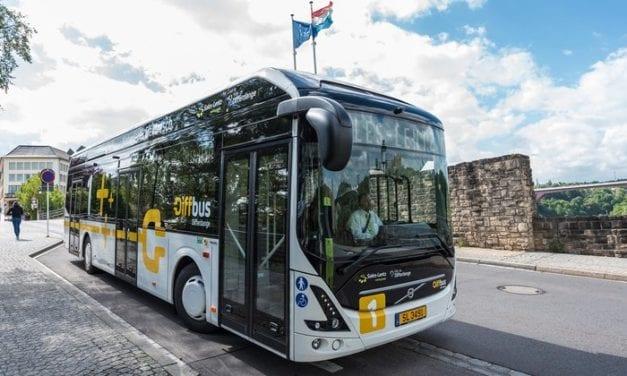 Crece transporte urbano sostenible en Noruega con Volvo Buses