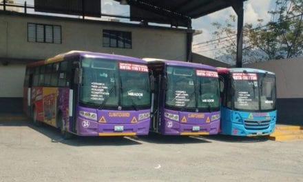 Suspende AET rutas en Nuevo León
