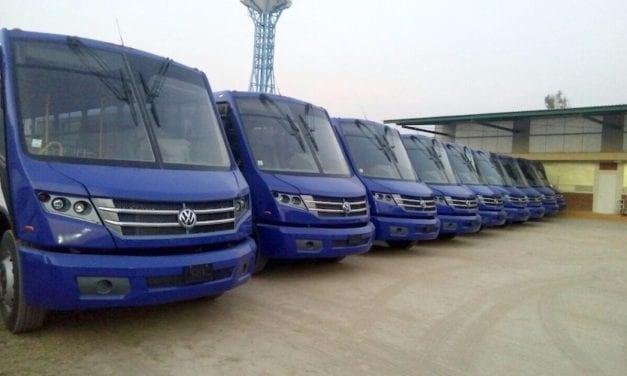 Ruedan los primeros Huracanes de MAN Truck & Bus