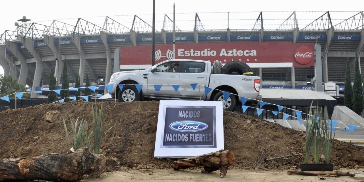 Presenta Ford su oferta de 360°
