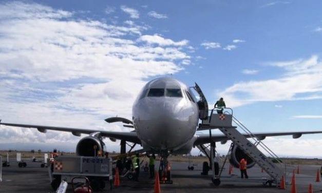 Registra ASA incremento de carga aérea y movimiento de pasajeros
