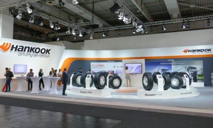 Prepara Hankook novedades en neumáticos para camiones