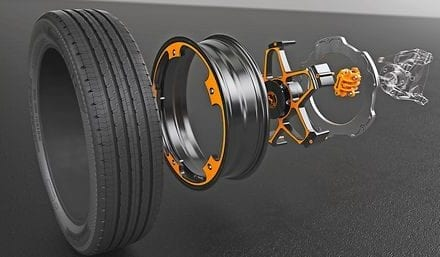 Presenta Continental su New Wheel Concept