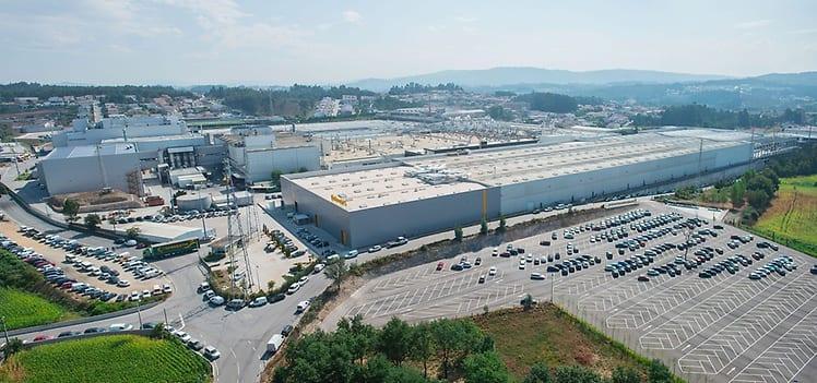 Tiene Continental nueva planta de llantas en Portugal