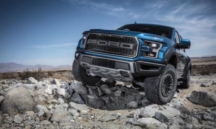 Tiene nuevas mejoras la Ford F-150 Raptor