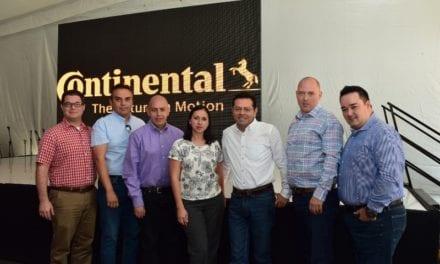 20 años de historia de ContiTech Tlalnepantla