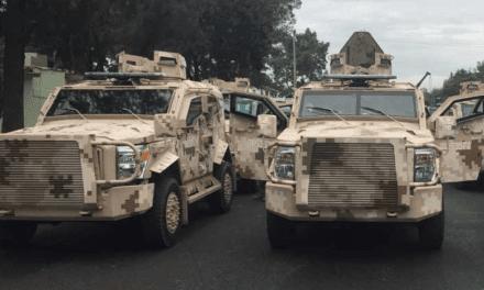 Incorpora Sedena vehículos tácticos Epel en su flota