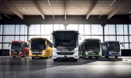 Presencia de Scania en Busworld 2017