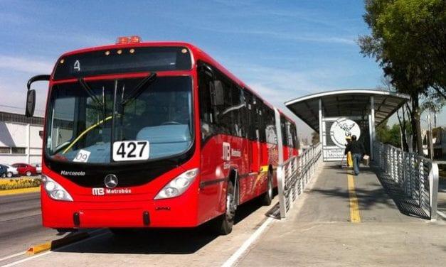 Extenderán Línea 5 del Metrobús