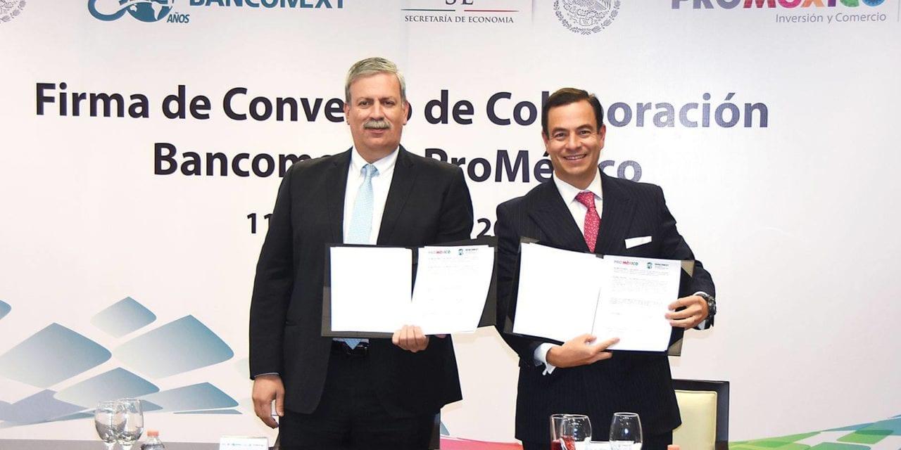 Firman acuerdo para impulsar la industria nacional