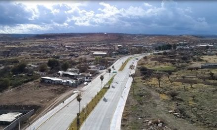 SCT entrega Corredor Vial del Norte en Durango