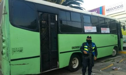 Sanciona Semovi 417 unidades de transporte