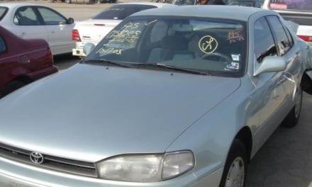 AMDA exige que no se regularicen vehículos ilegales