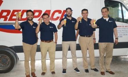 Invierte REDPACK 10 millones de pesos en Cancún