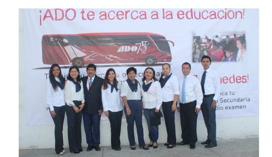 Contribuye ADO a la educación