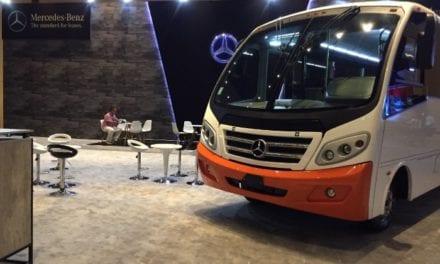 Promueve Mercedes-Benz sus autobuses para Conturmex
