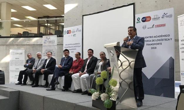 Realiza Canacar Encuentro Académico en Logística y Transporte