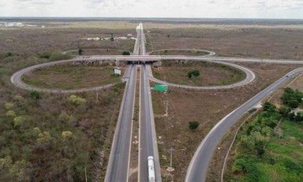 Yucatán estrena obras carreteras