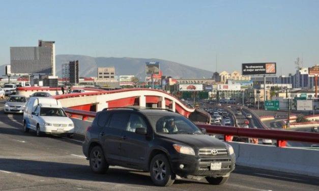 Disminuye robo de vehículos en Nuevo León