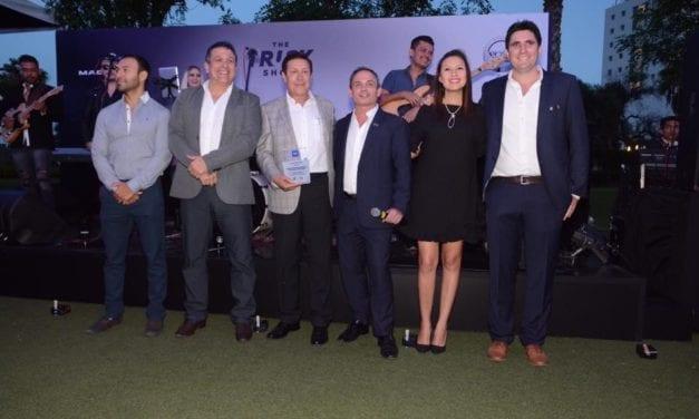 Gran noche de festejos para Volvo Group