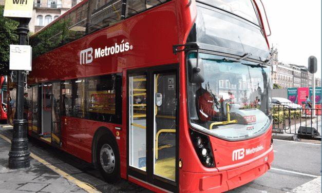 Responderá el seguro por daños al DD de Metrobús