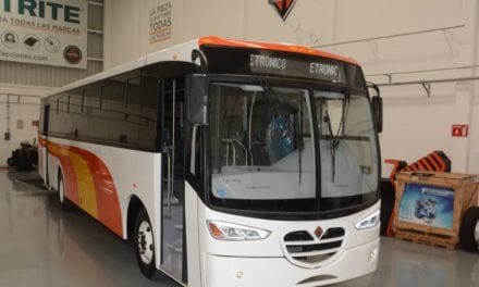 UrbanStar ahora en la flota de Autobuses México-Zumpango