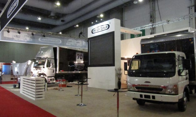 Presencia del sector transporte en Logistic Summit & Expo
