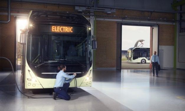23 Volvo Buses eléctricos para Arriva